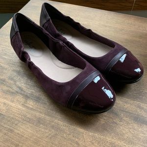 NWT Collection by Clark's Gracelin Jenny Flats